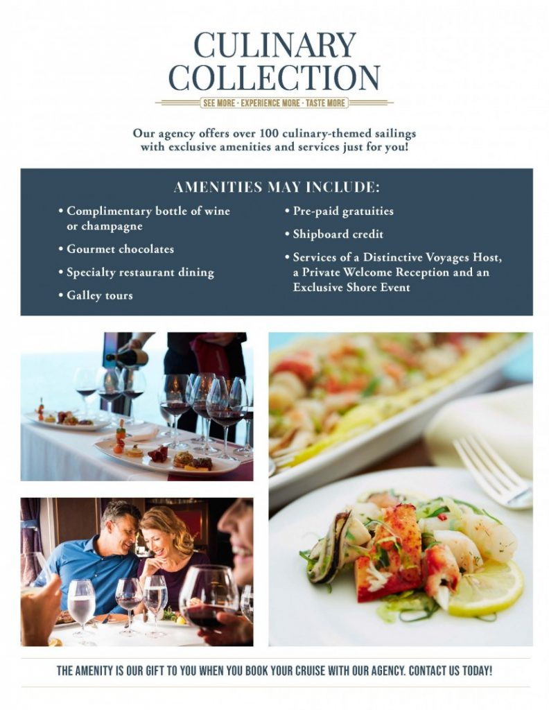 Culinary Collection 2021